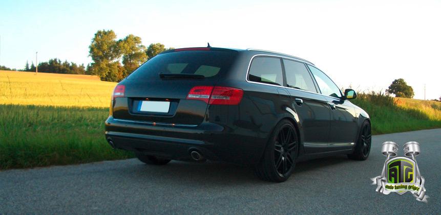 Audi A6 3 0 Quattro S Line Atg Auto Tuning Geiger