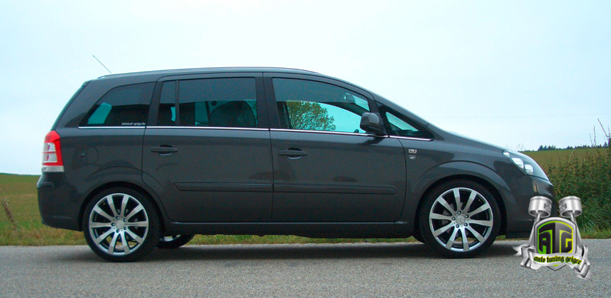About >> Opel Zafira B - ATG - auto tuning geiger
