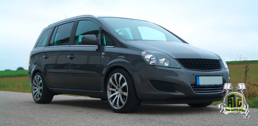 Opel Zafira 2018 >> Opel Zafira B - ATG - auto tuning geiger