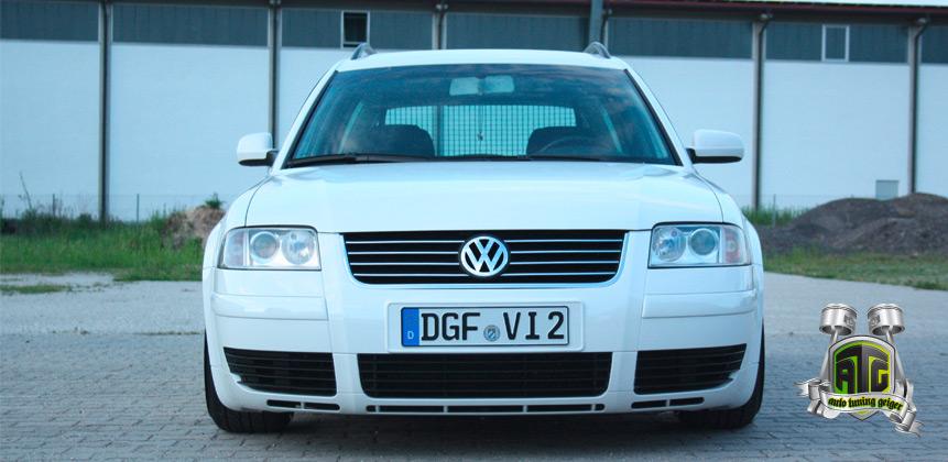 VW Passat 3BG 1 9l TDI ATG auto tuning geiger