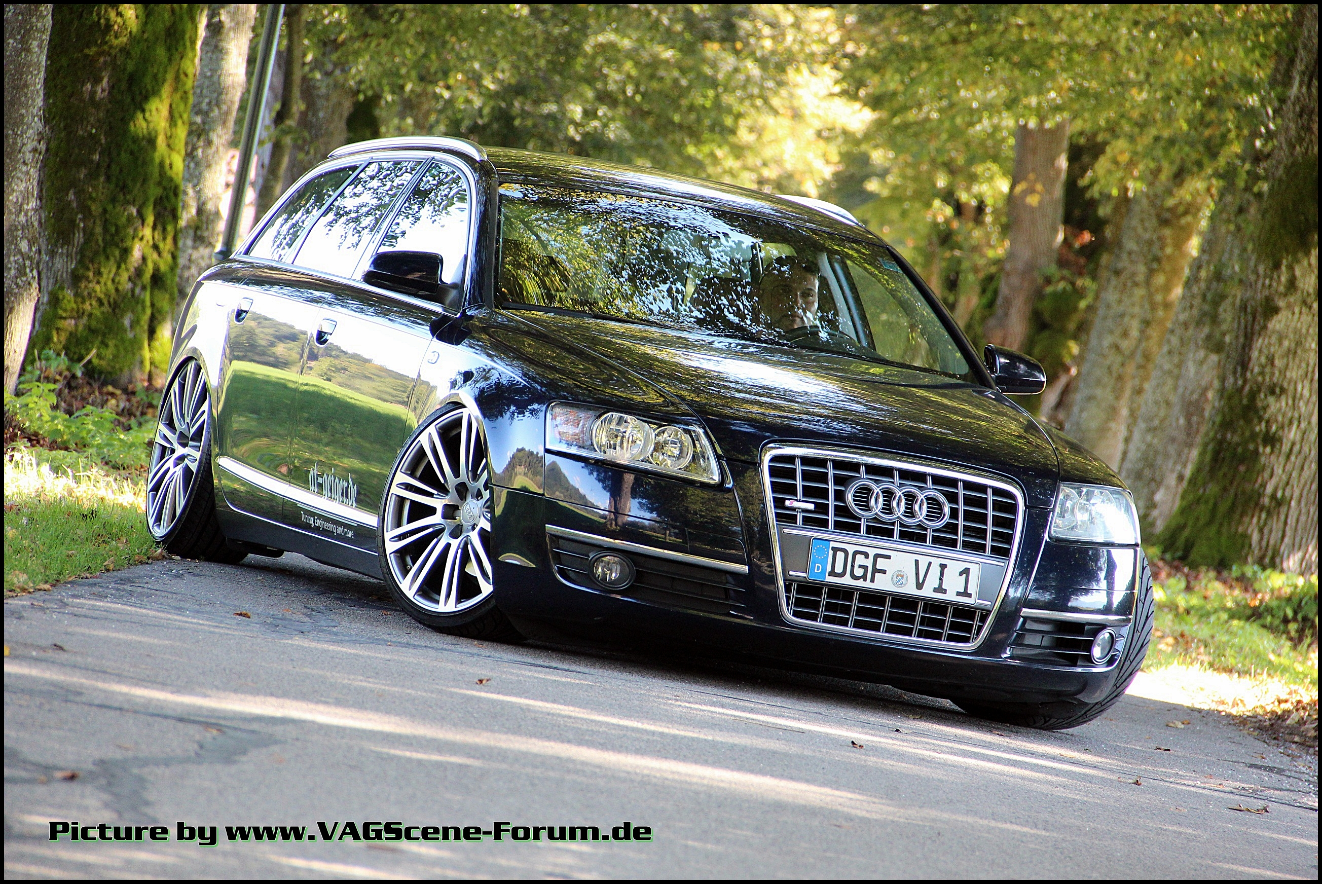 audi a6 avant 2012 atg auto tuning geiger. Black Bedroom Furniture Sets. Home Design Ideas