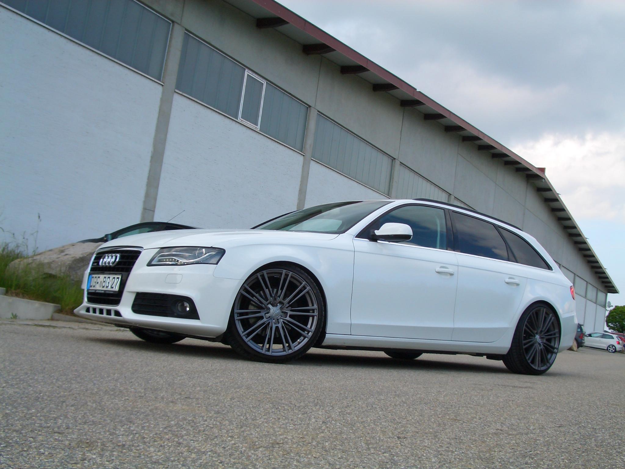 Audi A4 B8 Atg Auto Tuning Geiger